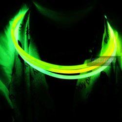 Világító nyaklánc (egyszínű)
