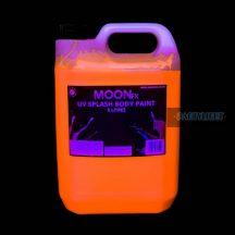 MOON UV NEON Body splash  festék 5 Liter