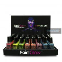 UV glitteres körömlakk (Paintglow)