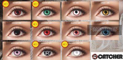 A színes lencsék olcsók, nem látványosak látáskárosodás okai és típusai