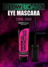 UV+ foszforeszkáló szempillaspirál (Eye mascara)