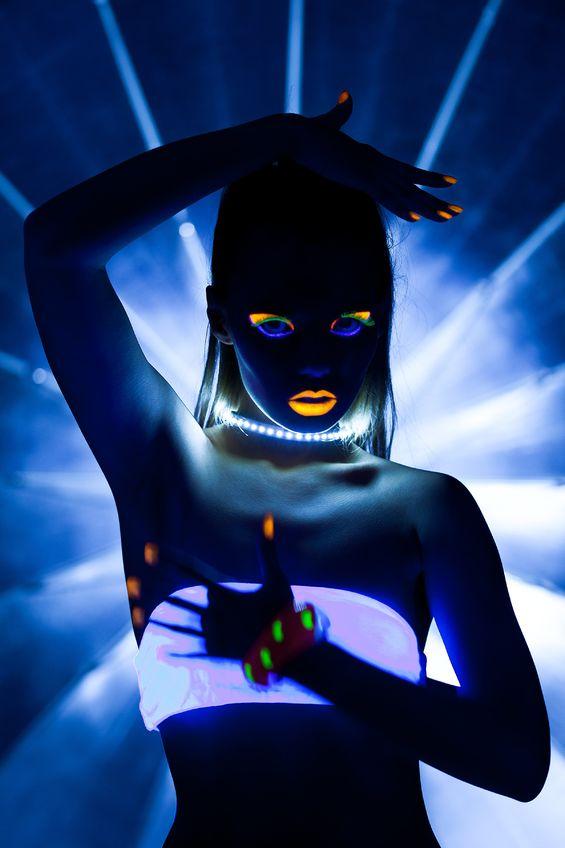 UV test festés