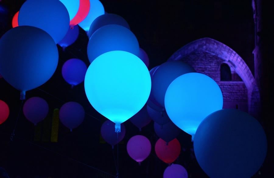 Neon lufi a káprázatos dekorációért!