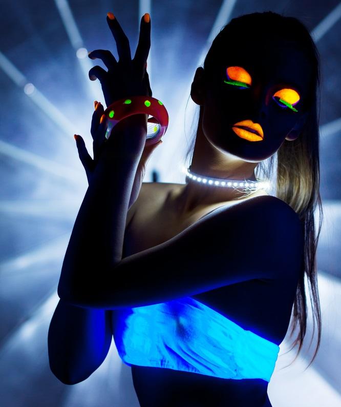 UV lámpa nélkül nem buli a buli!