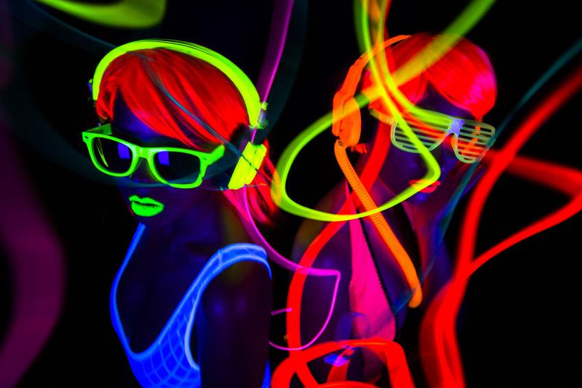 UV party? Naná!